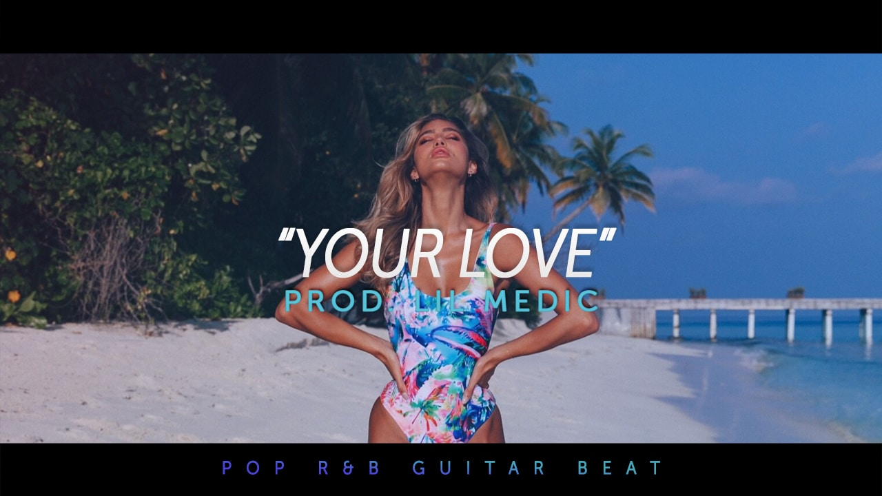 Your Love - Happy Pop Guitar Beat