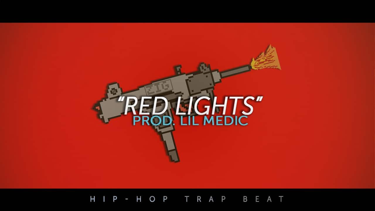 'Red Lights' Artwork