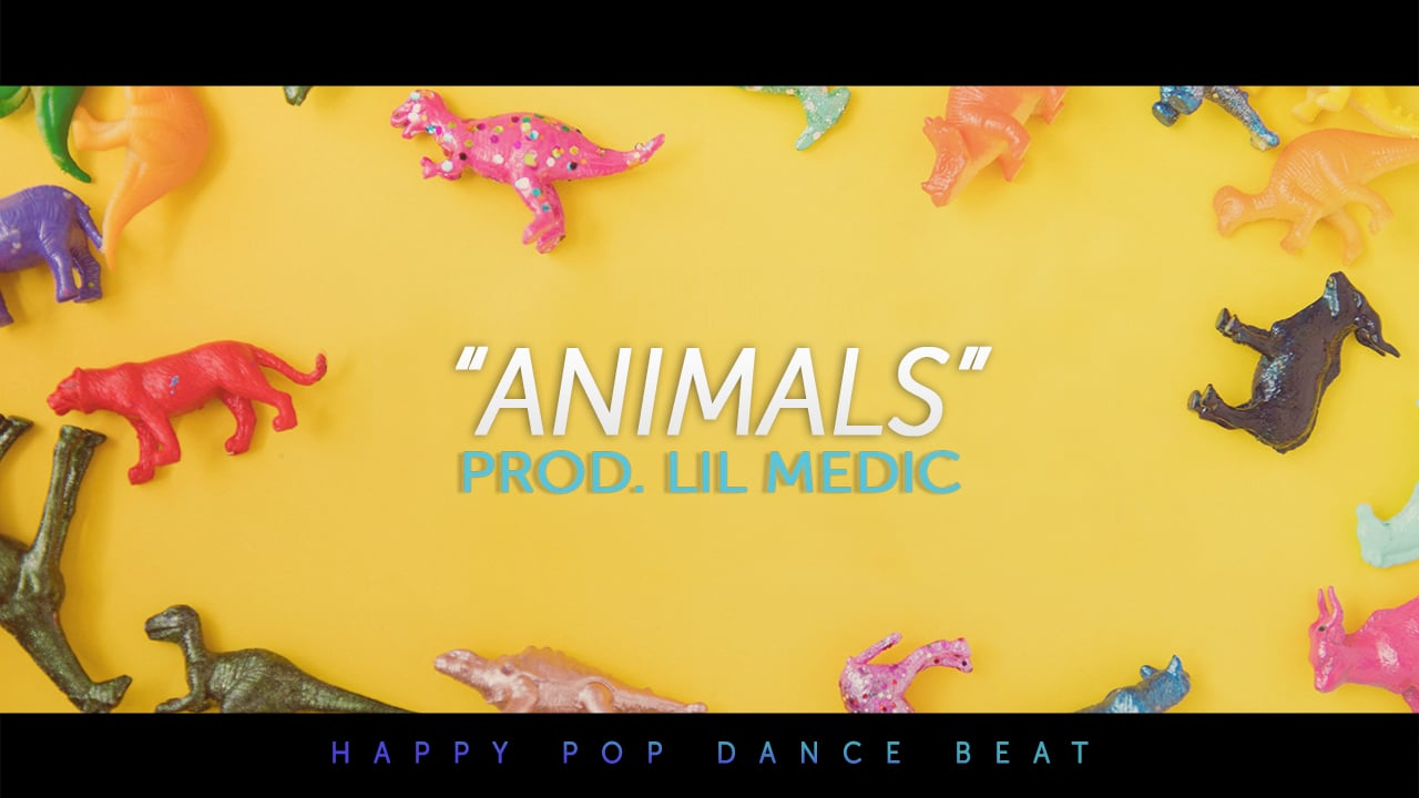 Animals - Happy Dance Beat Instrumental