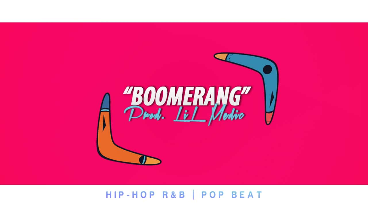 """Boomerang"" Hip Hop Rnb Instrumental"