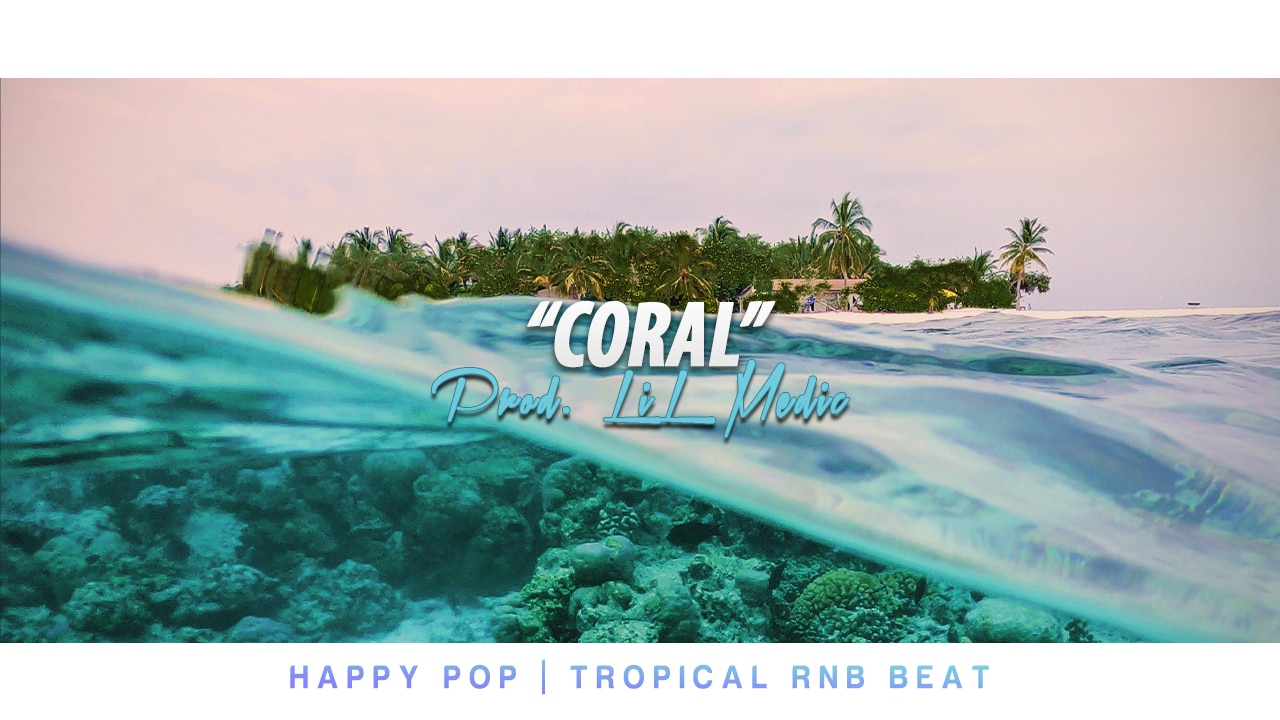 """Coral"" Afro Pop Beat"