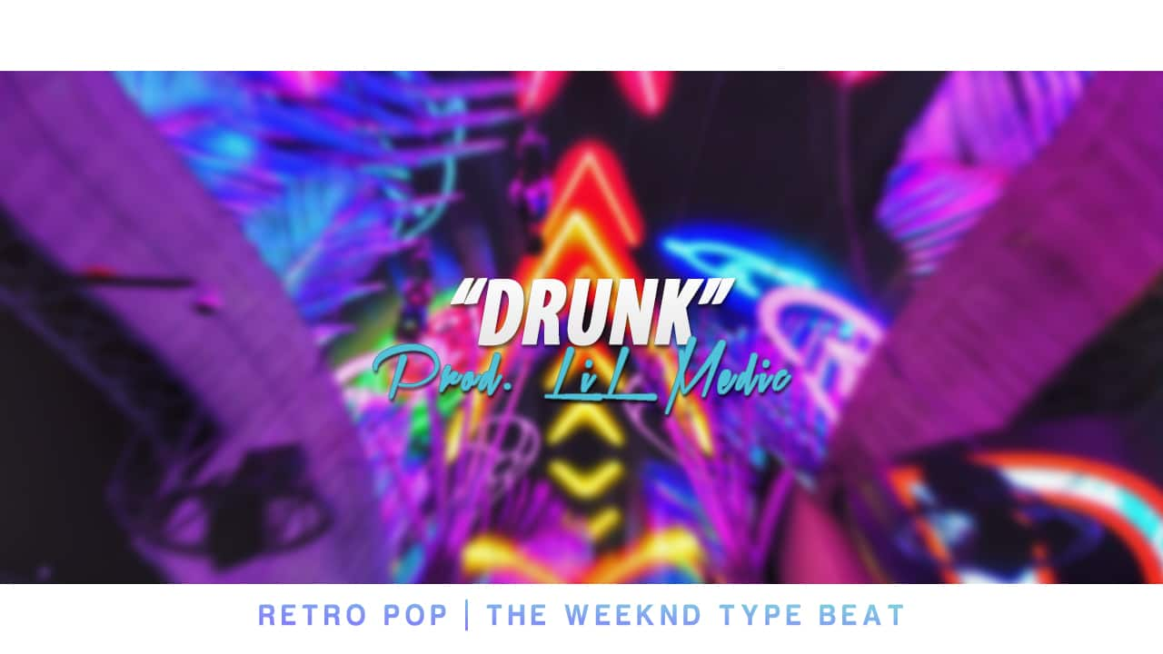 """""""Drunk"""" The Weeknd Type Beat 2021"""