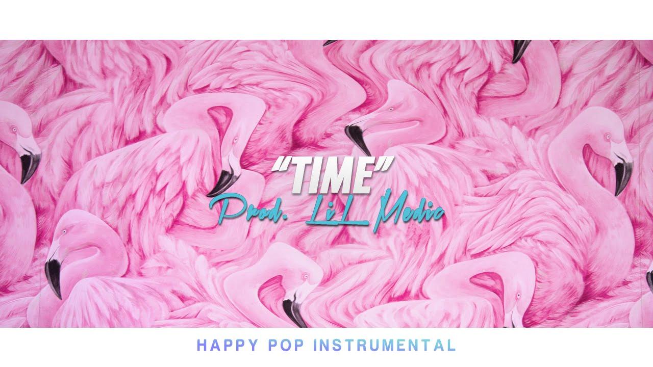 """Time"" Happy Pop Rnb Instrumental Beat"