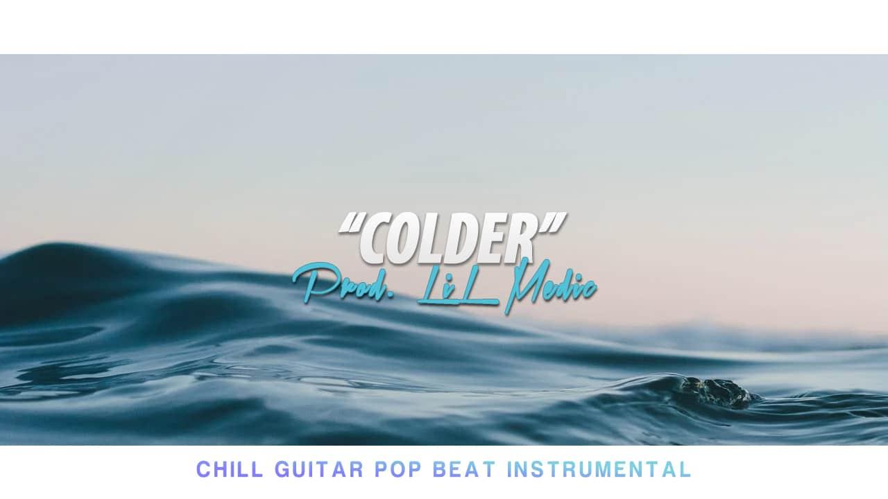 """""""Colder"""" - Sad Guitar Type Beat"""